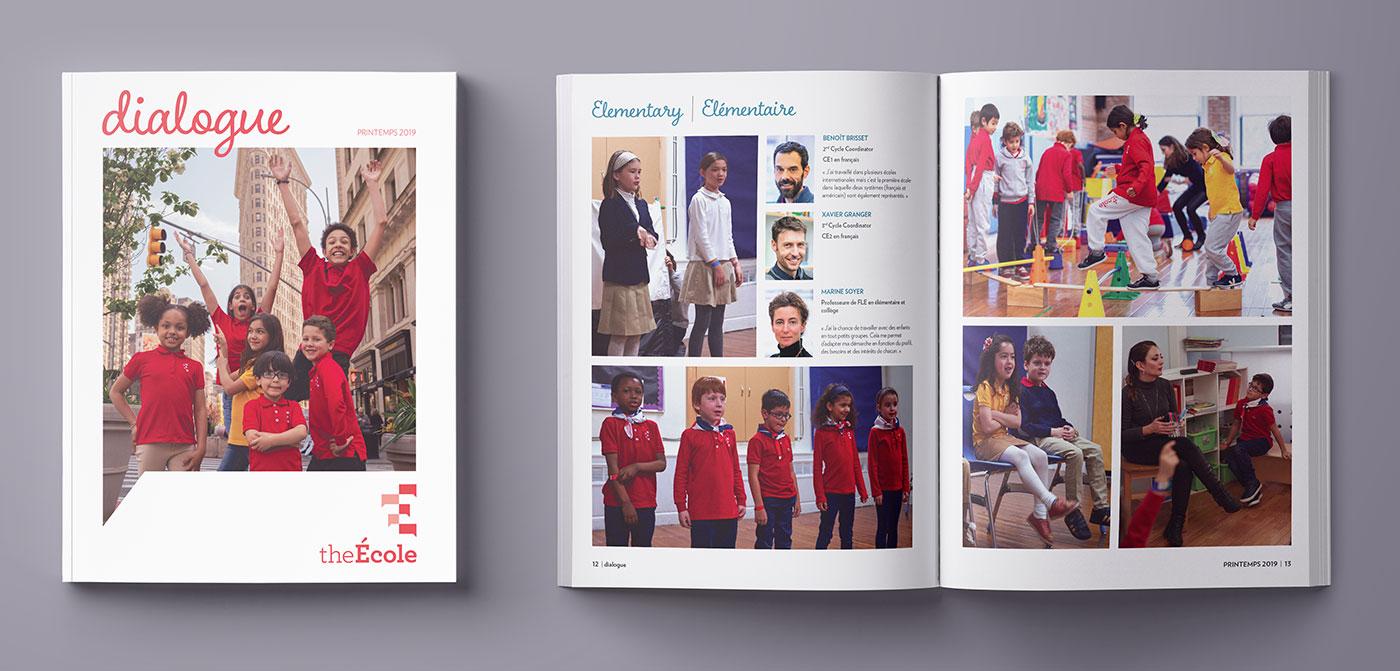 yearbook designer nyc